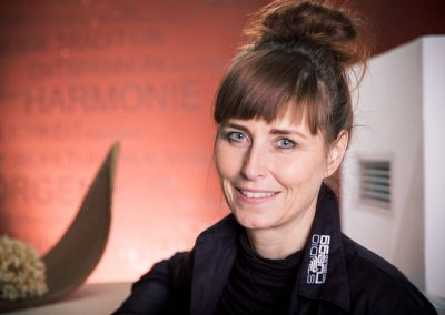 Geschäftsführerin Mandy Kuhfittig-Riedel